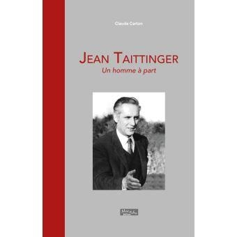 « Jean Taittinger un homme à part »