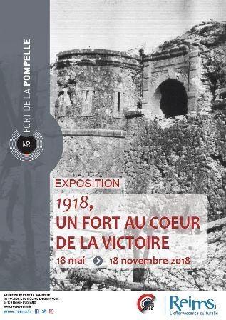 1918, un fort au cœur de la victoire