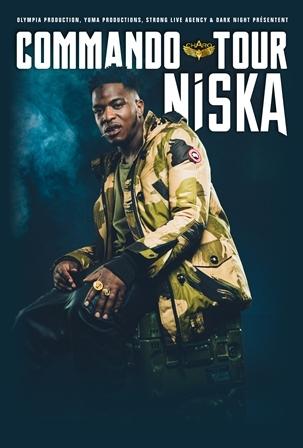Niska  + 1ère partie