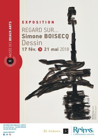 Regard sur... Simone Boisecq, dessin