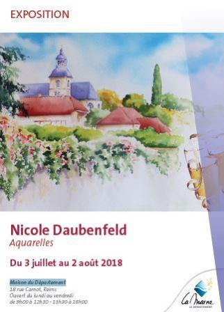 Nicolle Daubenfeld