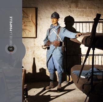 L'uniforme d'un poilu de la Grande Guerre