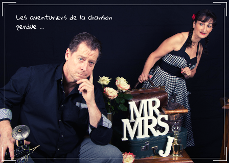 Vendredis de l'Auditorium - Monsieur et Madame J