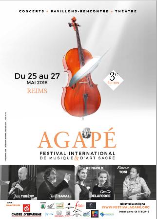 Festival Agapé 2018