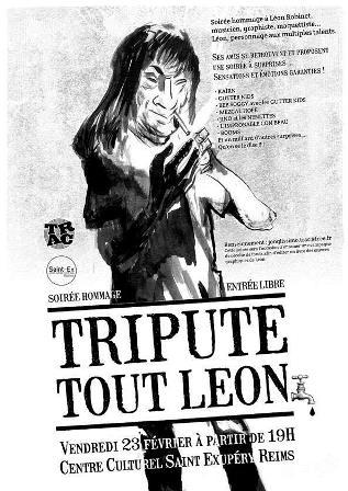 Tripute to Léon
