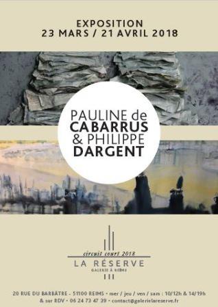 exposition Pauline de Cabarrus & Philippe Dargent
