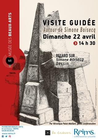 Visite guidée : Autour de Simone Boisecq