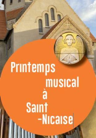 Printemps musical à Saint -Nicaise
