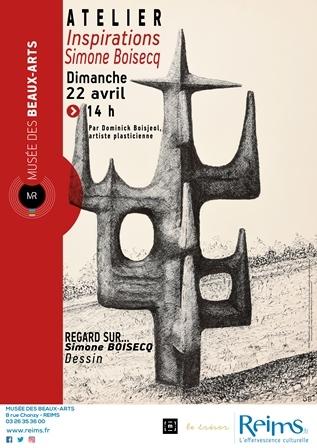 Atelier : Inspirations Simone Boisecq