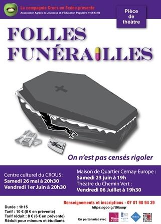 Folles Funérailles