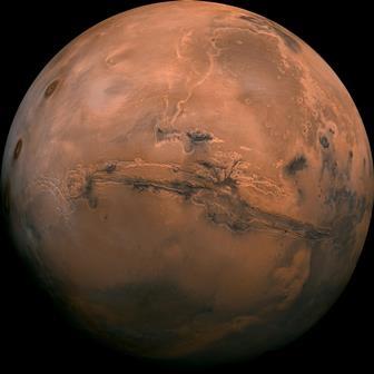 Au plus près de Mars