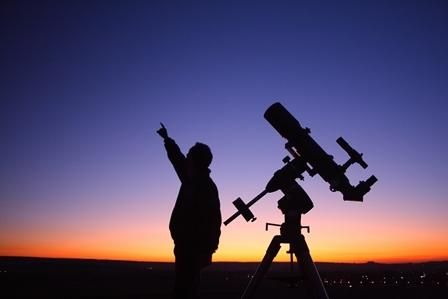 Atelier : apprendre a utiliser un telescope ou une lunette