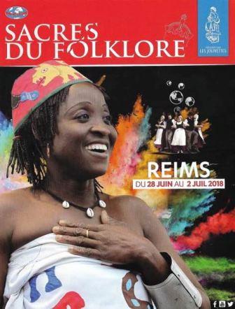 Les Sacres du Folklore 2018
