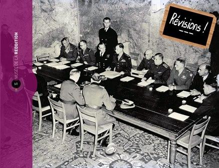 Mes révisions au musée : la seconde guerre mondiale