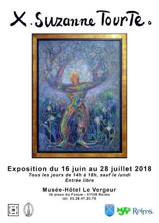 Exposition Suzanne Tourte