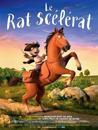 Ciné-kid et sa petite fabrique d'images : Le rat scélérat