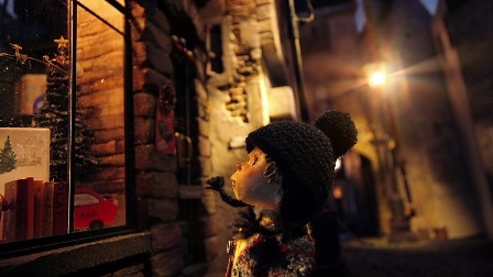 Ciné-kid et sa petite fabrique d'images- Arthur et la magie de Noël