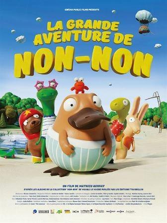 Ciné Kid Bambino : La grande aventure de Non-Non