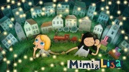 Ciné Kid - Mimi et Lisa les lumières de Noël