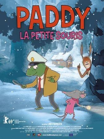 Ciné-kid et sa petite fabrique d'images - Paddy et la petite souris