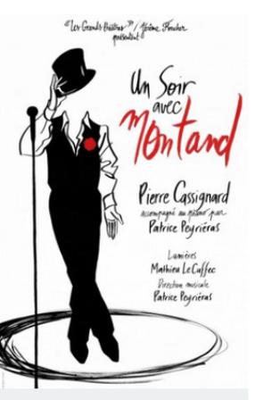 Un soir avec Montand