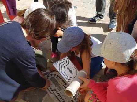 Visite de la cathédrale pour les enfants