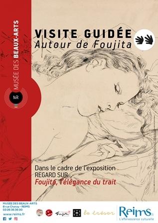 Autour de Foujita traduite en LSF