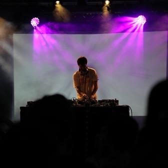 Soirée DJ SET « Ckissoulmask » de Sophie Dumont, d'Odus avec MOES et son clip « W »