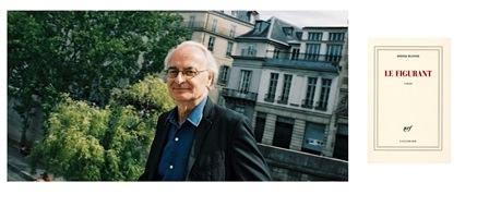 Didier Blonde - Le Figurant - Editions Gallimard, janvier 2018