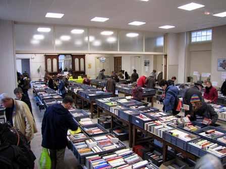 Foire aux livres annuelle - Amnesty