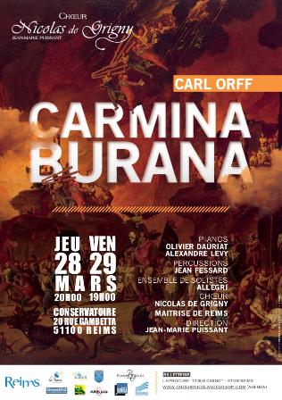 Orff : Carmina Burana