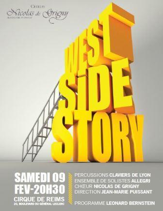Bernstein : West Side Story