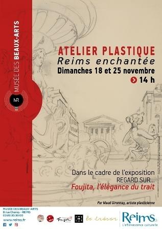 Reims enchantée