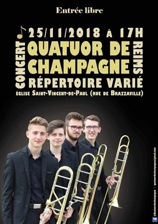 Quatuor de Champagne