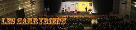Théâtre les Sarrybiens, au profit de l'Association Roseau.