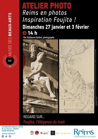 Reims en photos - Inspiration Foujita !