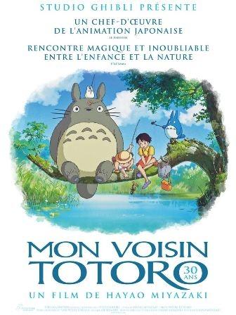 Ciné Kid et sa petite fabrique d'images : Mon voisin Totoro