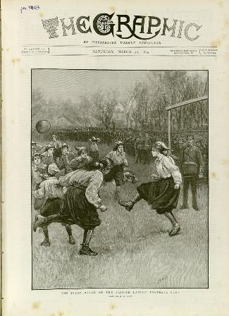 En short et contre tous, 100 ans de football féminin