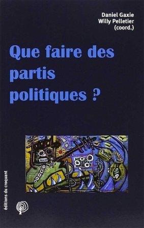 Mardi Debout : Que faire des partis politiques ?