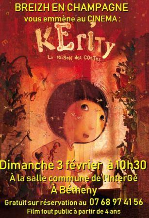 Kerity la Maison des Contes
