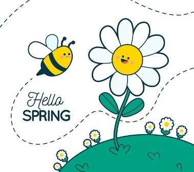 Atelier d'anglais : Spring