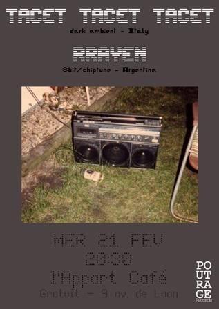RRayen & Tacet Tacet Tacet