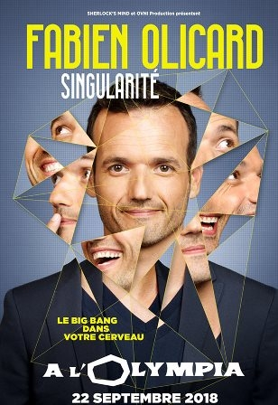 Fabien Olicard « Singularité »