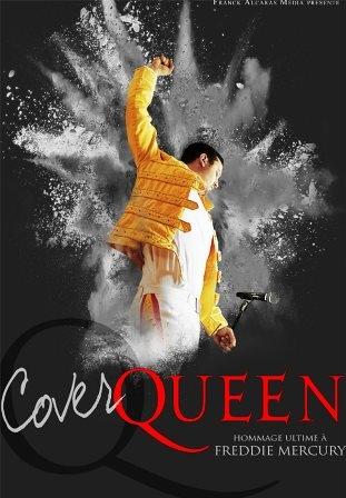 Coverqueen : L'Hommage ultime à Freddie Mercury et à Queen