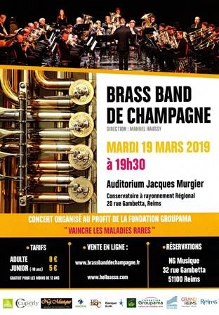 Le Brass Band pour la bonne cause
