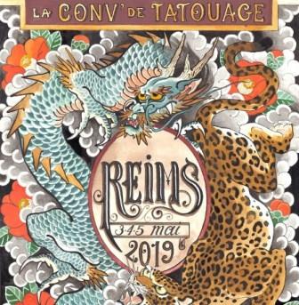 La conv' de tatouage 2019
