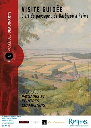 L'art du paysage : de Barbizon à Reims