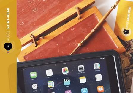 De la tablette en cire à la tablette numérique !