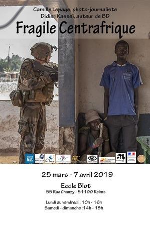 Fragile Centrafrique