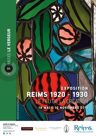 Reims 1920-1930. Le feu de la création.
